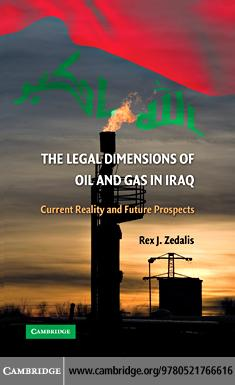 The Legal Dimensions of Oil and Gas in Iraq EB9780511590986