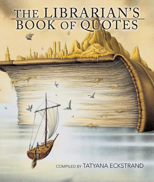 The Librarian's Book of Quotes EB9780838993132