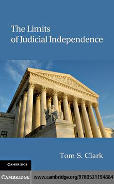 The Limits of Judicial Independence EB9780511904394