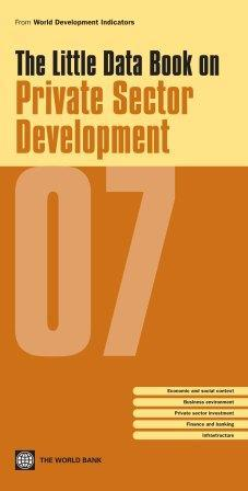 The Little Data Book on Private Sector Development EB9780821370773