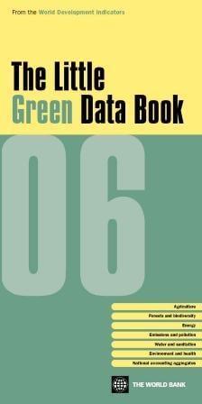 The Little Green Data Book 2006 EB9780821364826