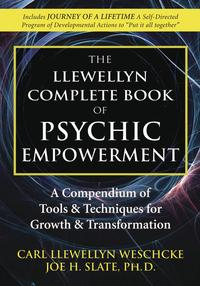 The Llewellyn Complete Book of Psychic Empowerment EB9780738729862