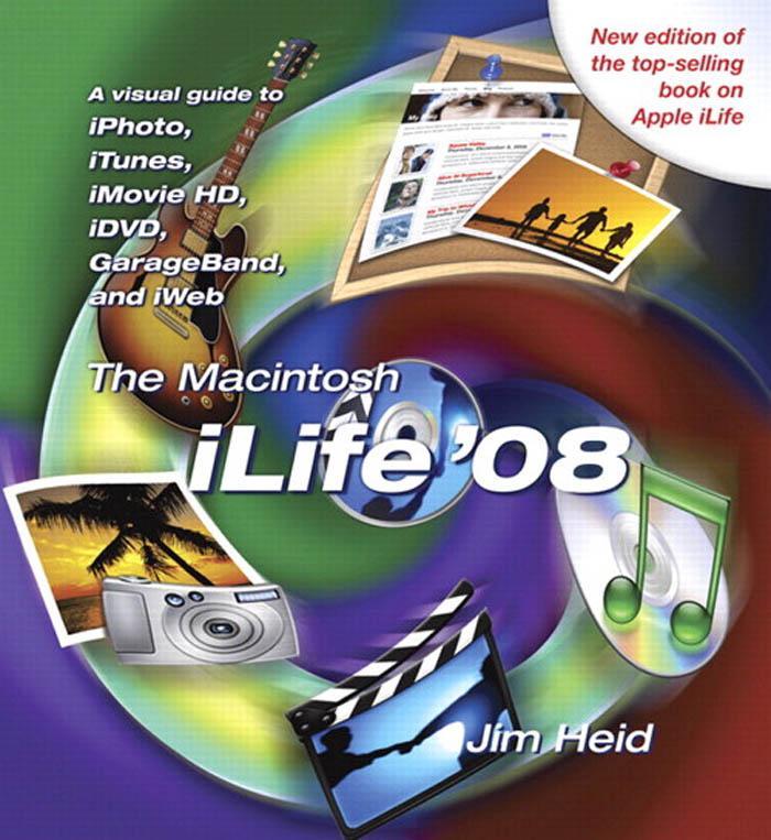 The Macintosh iLife '08 EB9780321509918