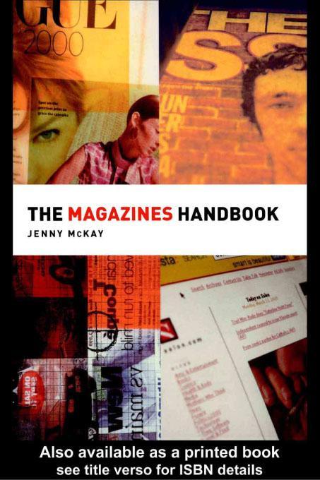 The Magazines Handbook EB9780203185551