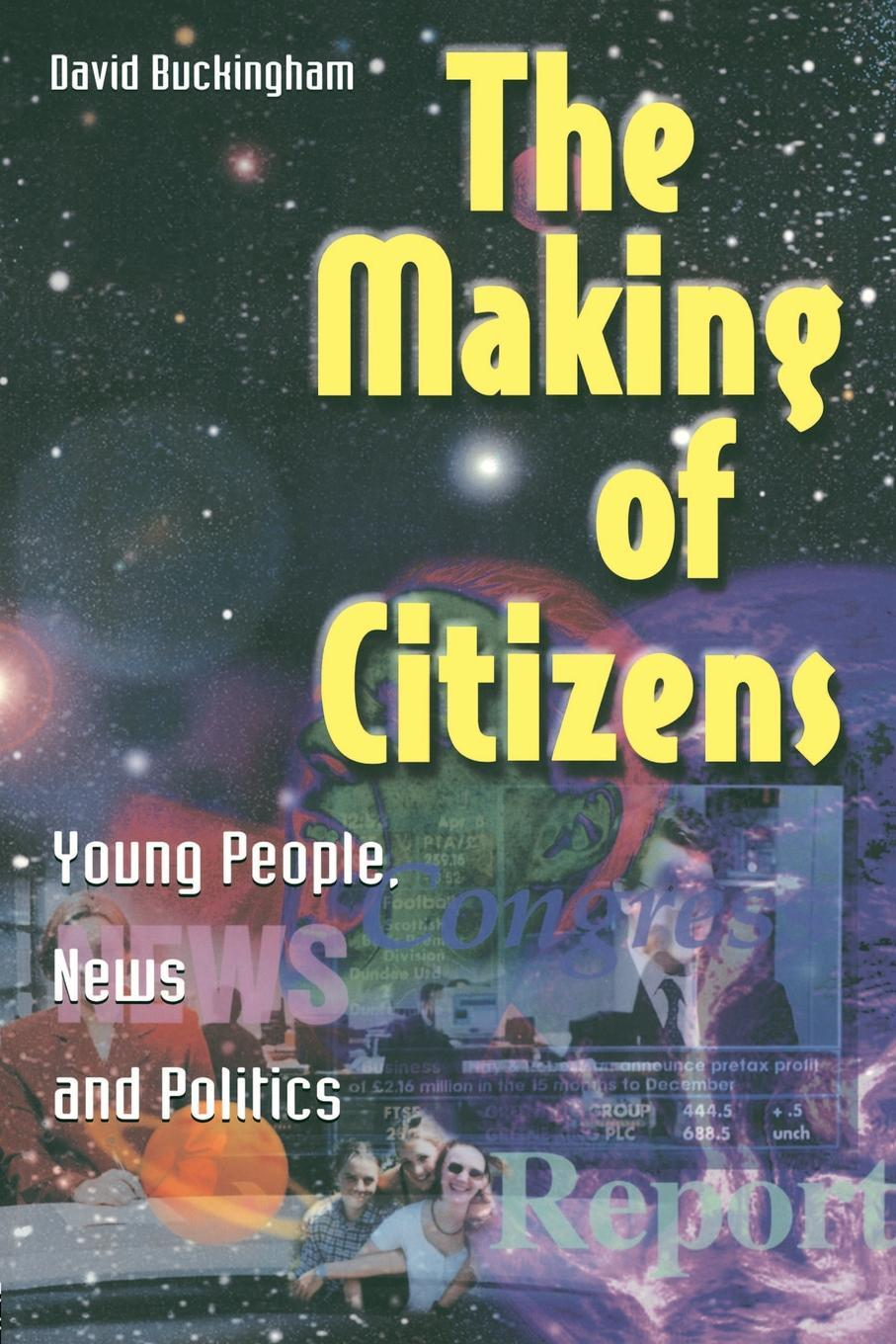 The Making of Citizens EB9780203132272