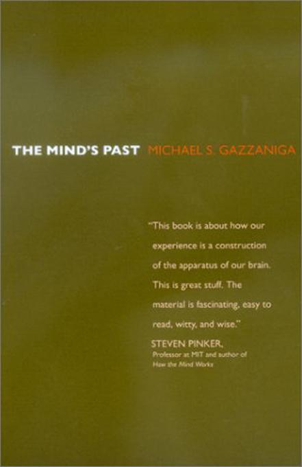 The Mind's Past EB9780520900240