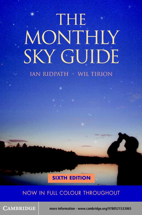 The Monthly Sky Guide EB9780511074271