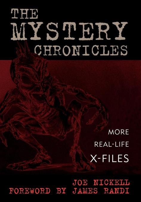 The Mystery Chronicles EB9780813126753