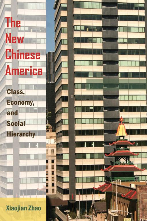 The New Chinese America: Class, Economy, and Social Hierarchy EB9780813549125