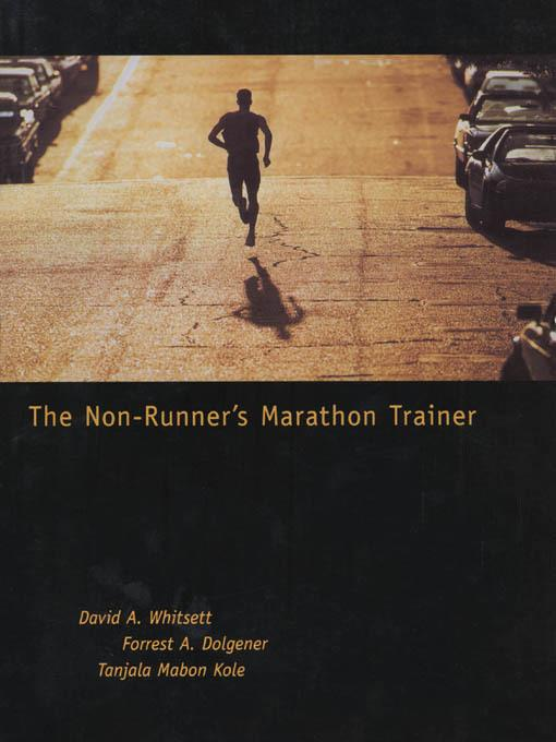 The Non-Runner's Marathon Trainer EB9780071508056