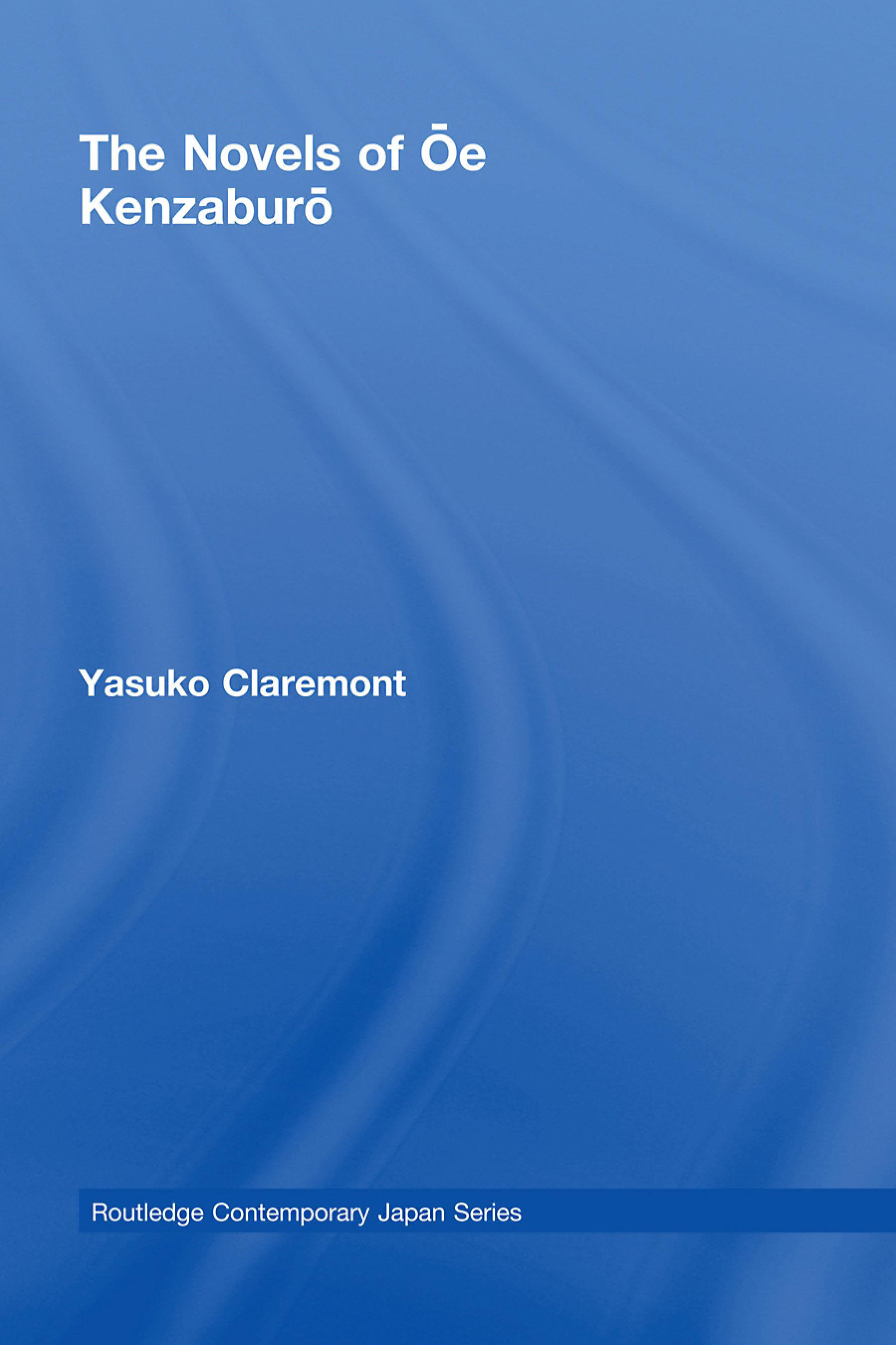 The Novels of Oe Kenzaburo EB9780203884010