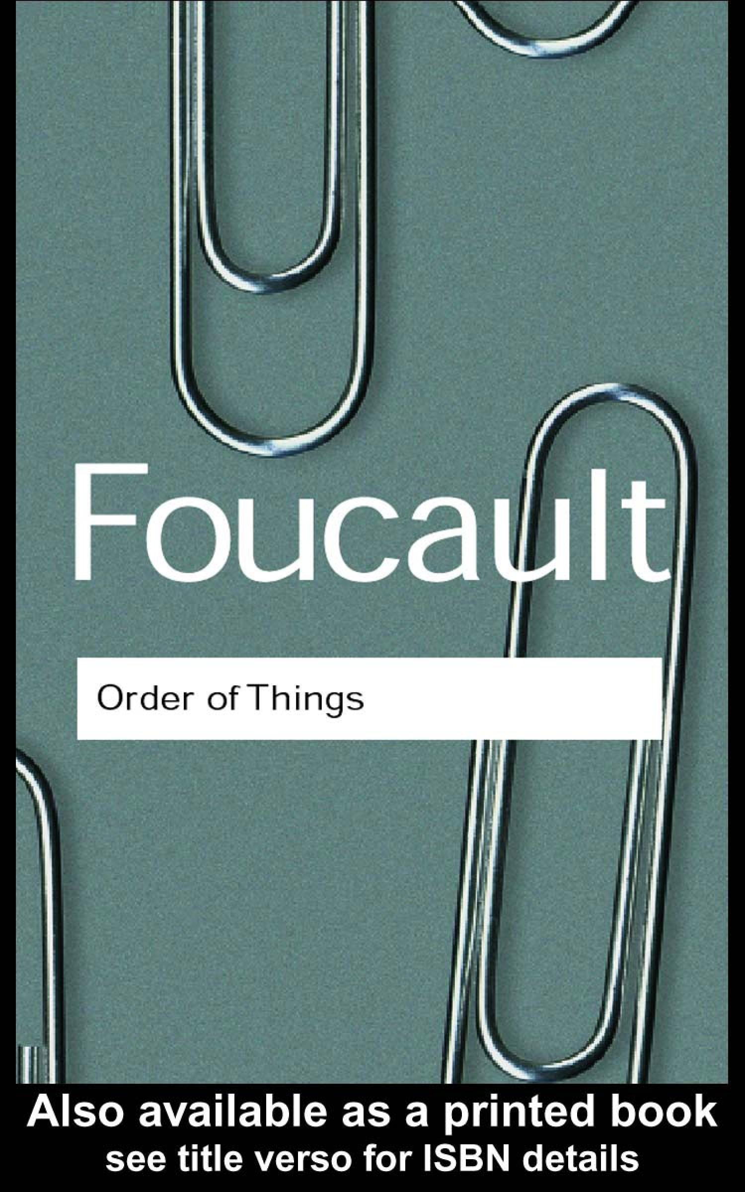 power relationships in the book discipline and punish by michael foucault This page offers brief definitions of some of the key concepts in foucault see my book michel foucault discipline and punish culture foucault.
