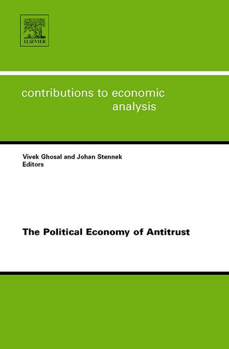 The Political Economy of Antitrust EB9780080522920
