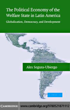The Political Economy of the Welfare State in Latin America EB9780511287480