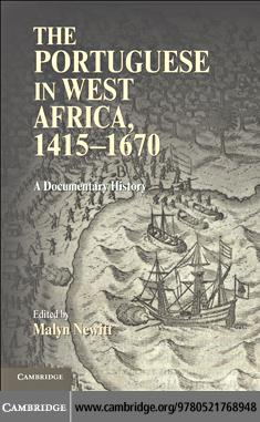 The Portuguese in West Africa, 1415-1670 EB9780511771637