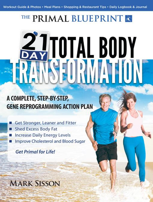 The Primal Blueprint 21-Day Total Body Transformation EB9780982207796