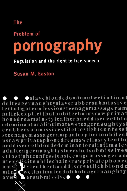 The Problem of Pornography EB9780203981207