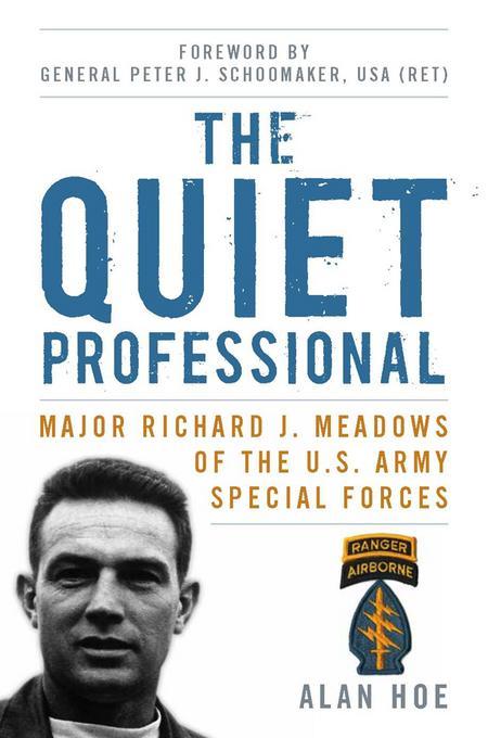 The Quiet Professional EB9780813140339