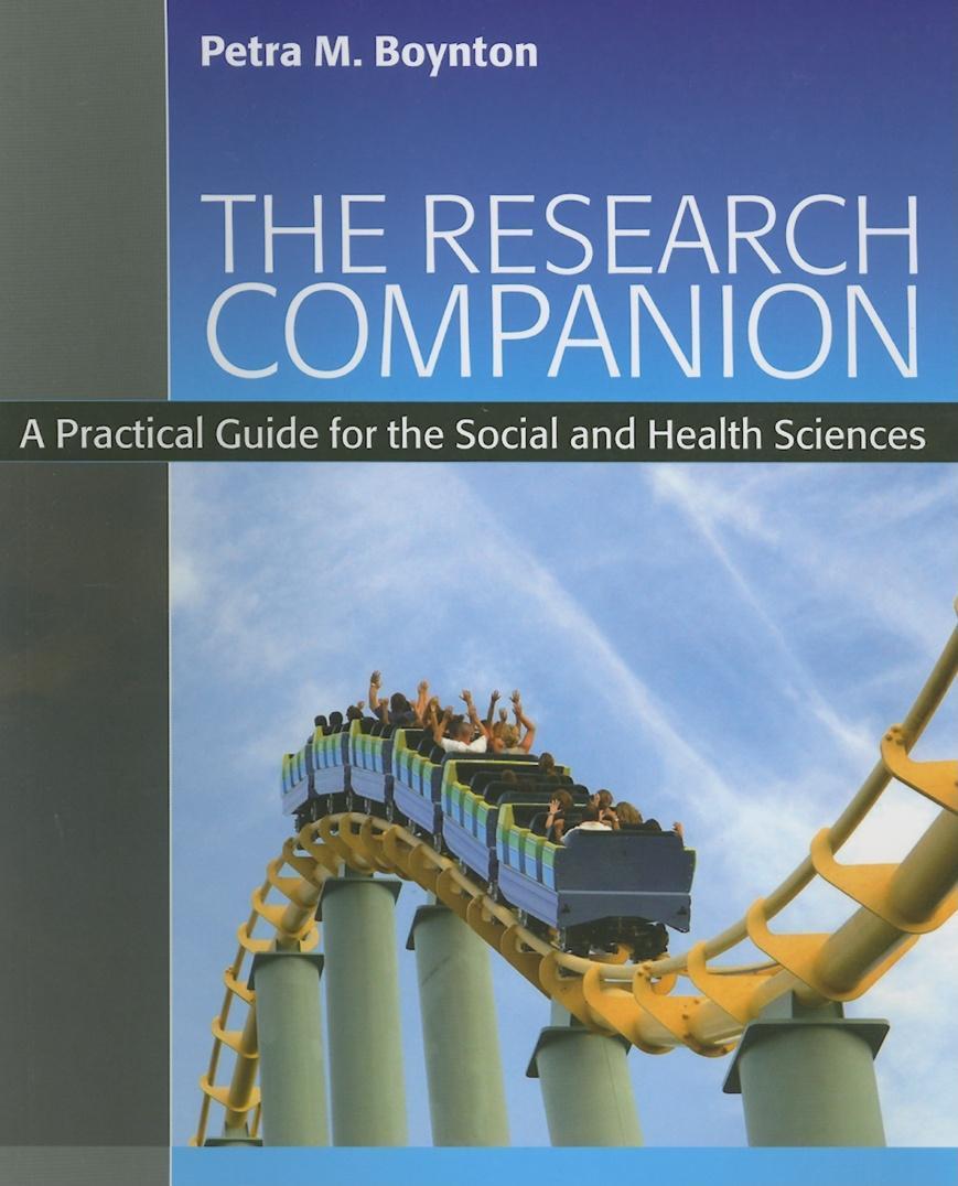 The Research Companion EB9780203497531