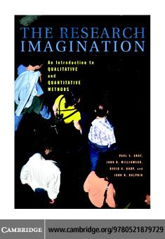 The Research Imagination EB9780511332197