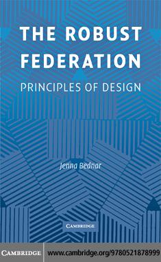 The Robust Federation EB9780511460616