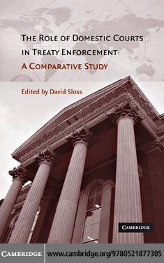 The Role of Domestic Courts in Treaty Enforcement EB9780511630019