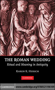 The Roman Wedding EB9780511784200