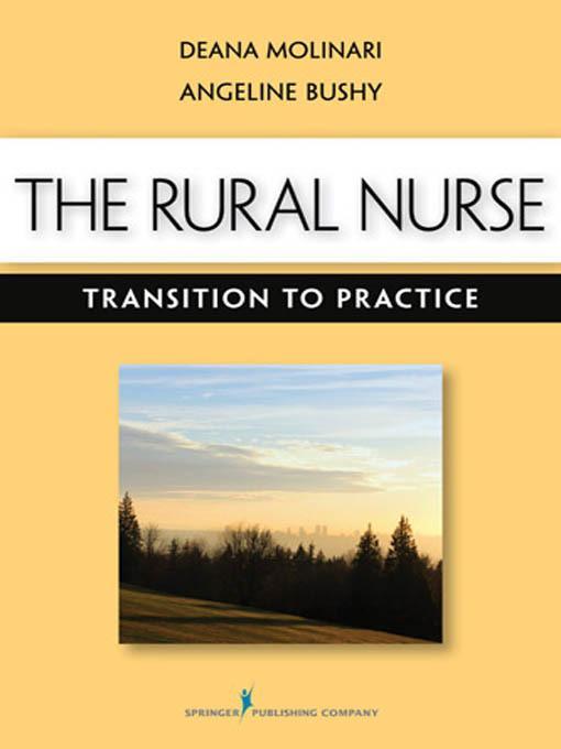 The Rural Nurse EB9780826157577