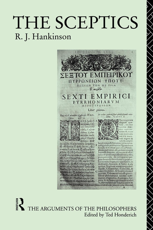 The Sceptics EB9780203458259