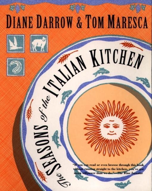 The Seasons of the Italian Kitchen EB9780802193414