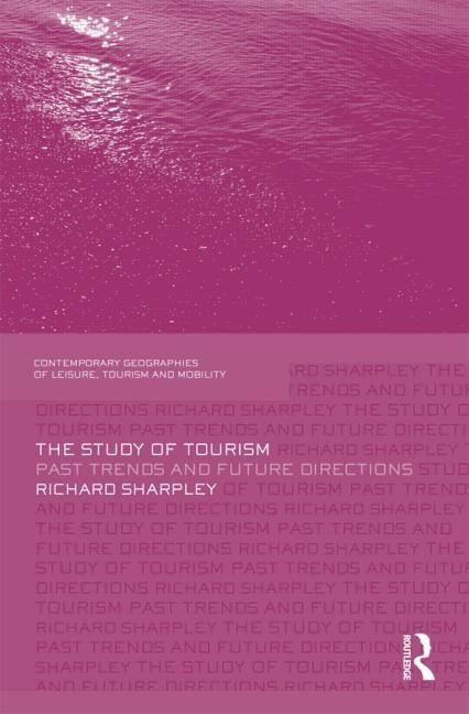 The Study of Tourism EB9780203885048
