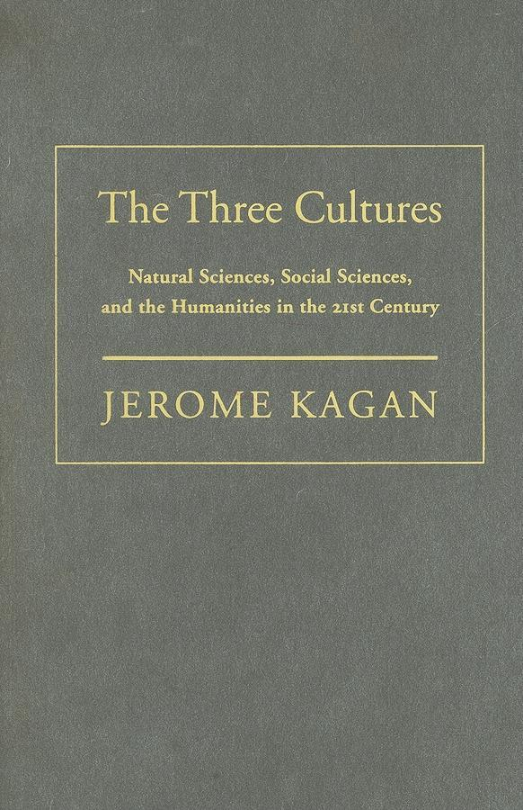 The Three Cultures EB9780511512858