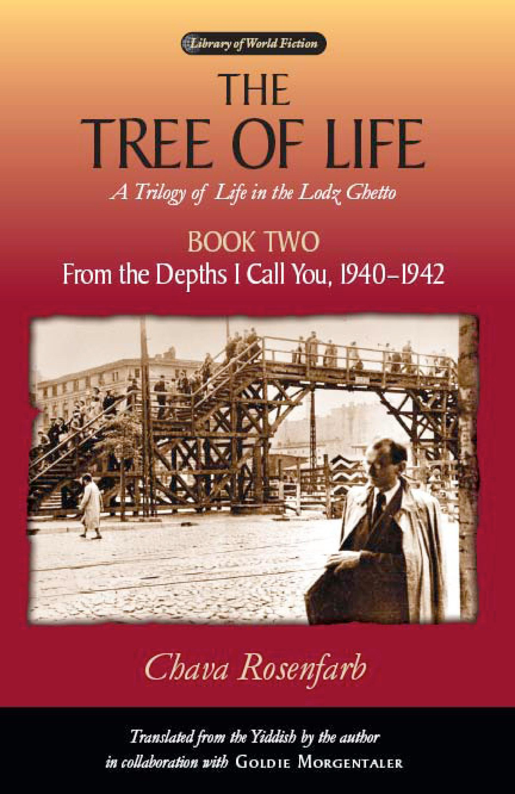 The Tree of Life, Book One: On the Brink of the Precipice, 1939 EB9780299204532