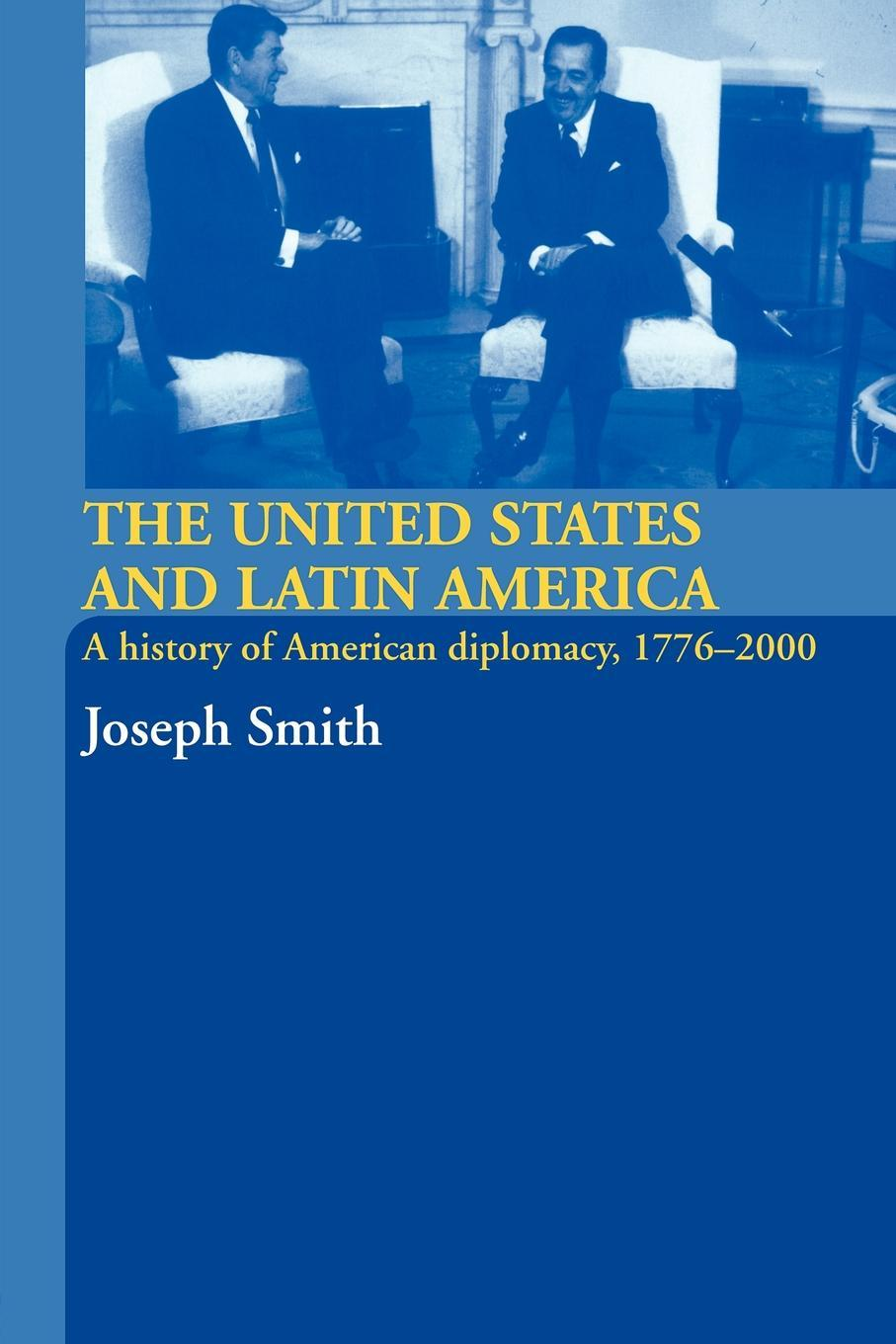 The United States and Latin America EB9780203004531