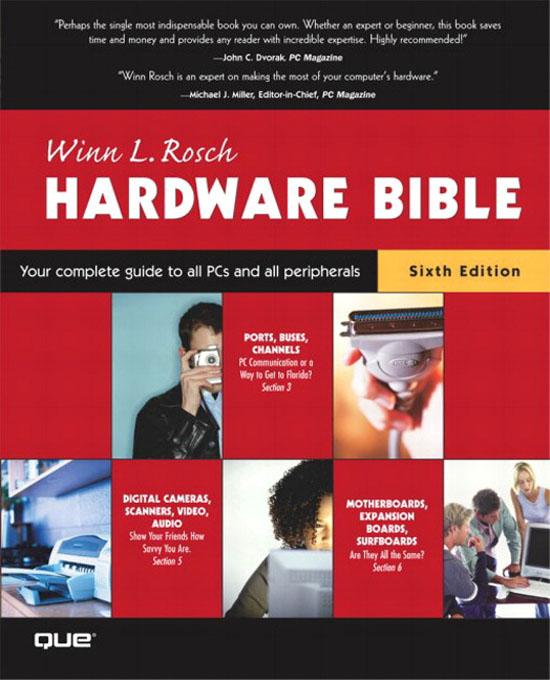 The Winn L. Rosch Hardware Bible EB9780768664331