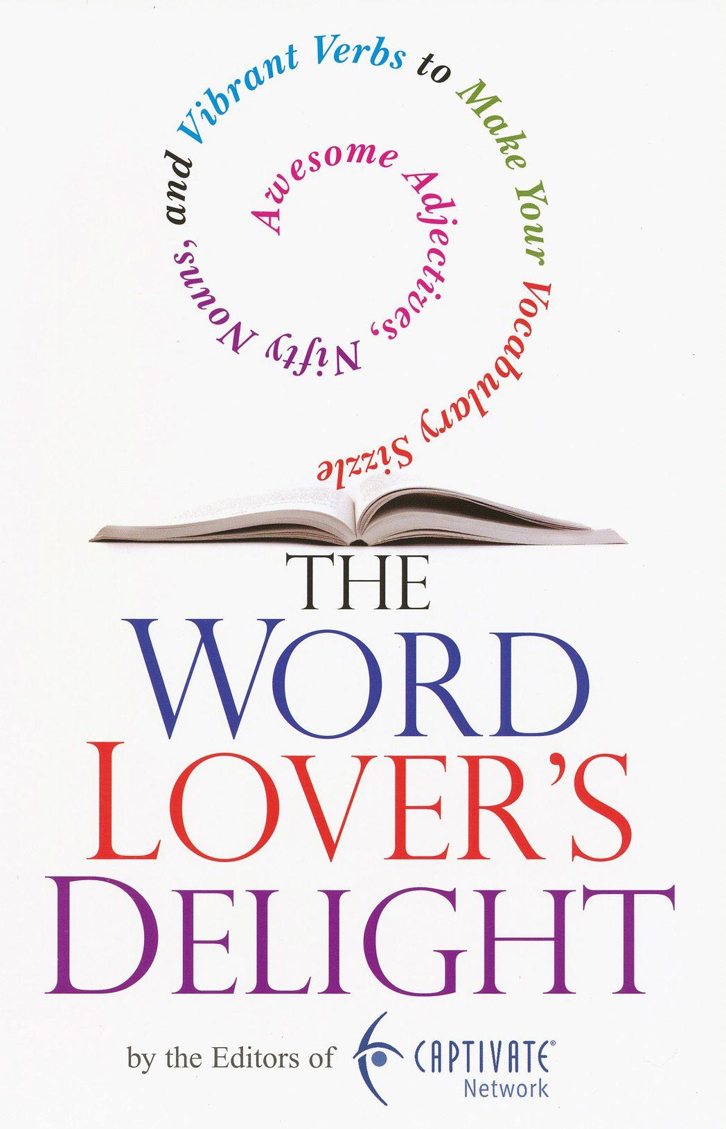 The Word Lover's Delight: EB9780806535739