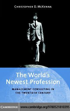 The World's Newest Profession EB9780511222771
