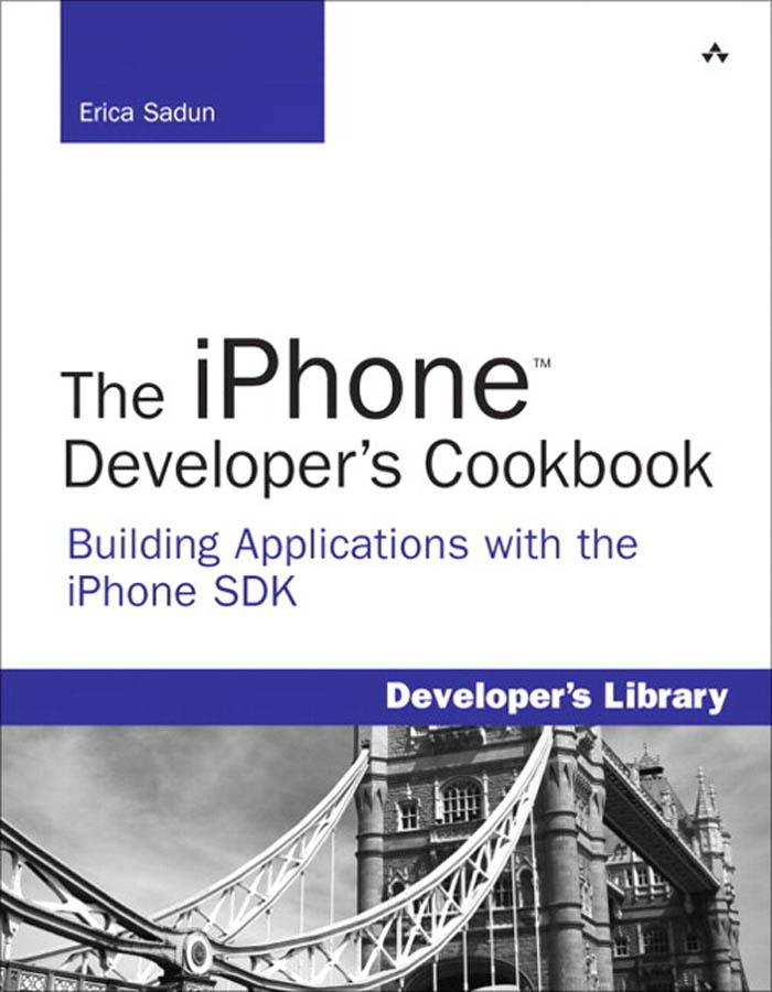 The iPhone? Developer's Cookbook: Building Applications with the iPhone SDK EB9780321553515
