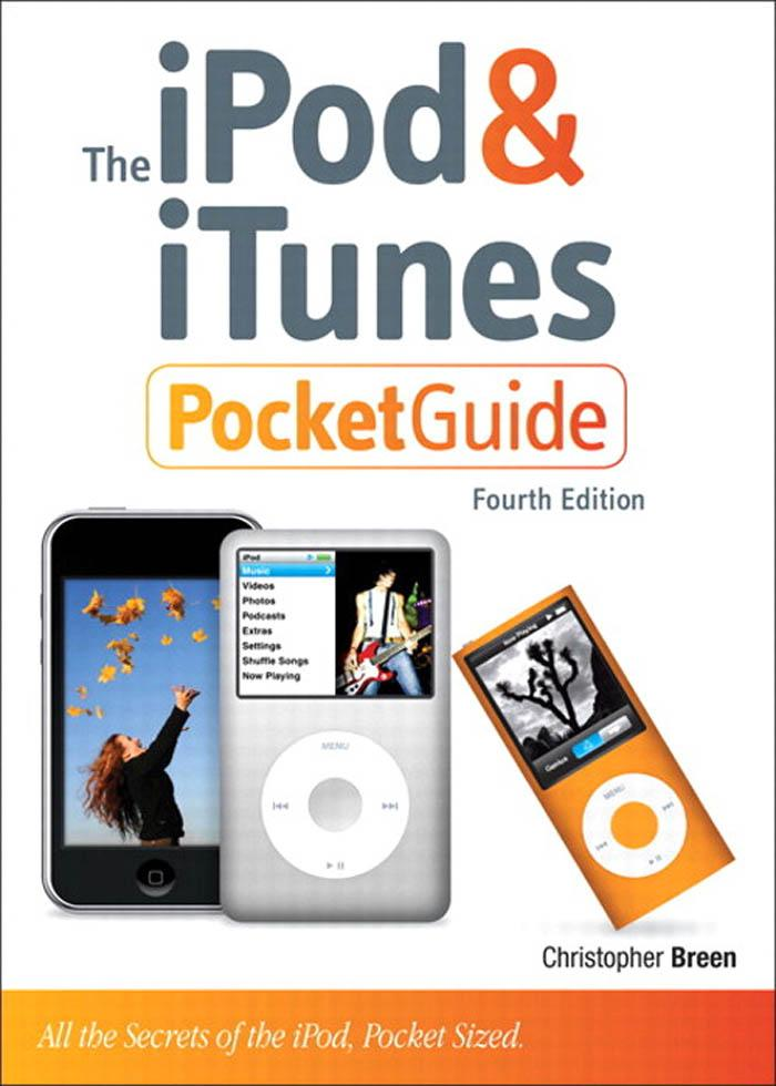The iPod and iTunes Pocket Guide