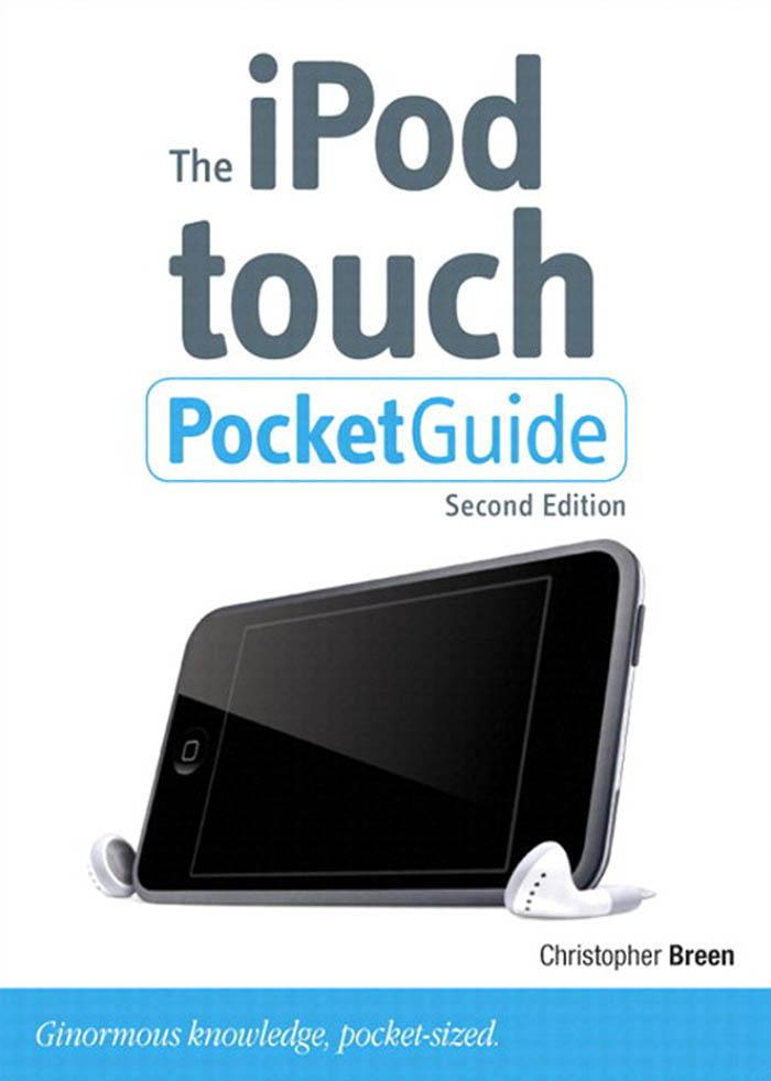 The iPod touch Pocket Guide EB9780132490375