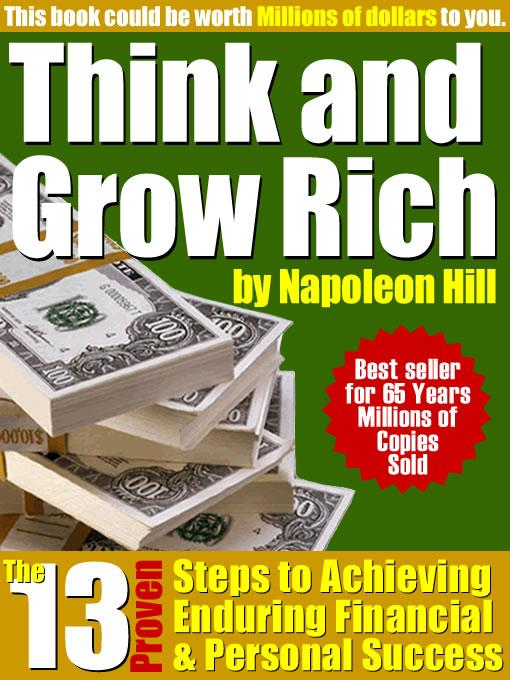 Think and Grow Rich EB9780879804480