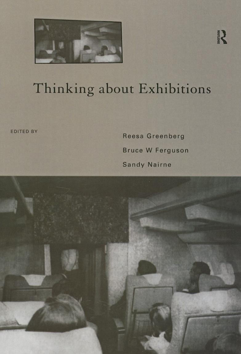 Thinking About Exhibitions EB9780203991534