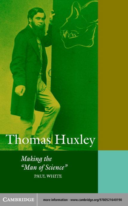 Thomas Huxley EB9780511059872