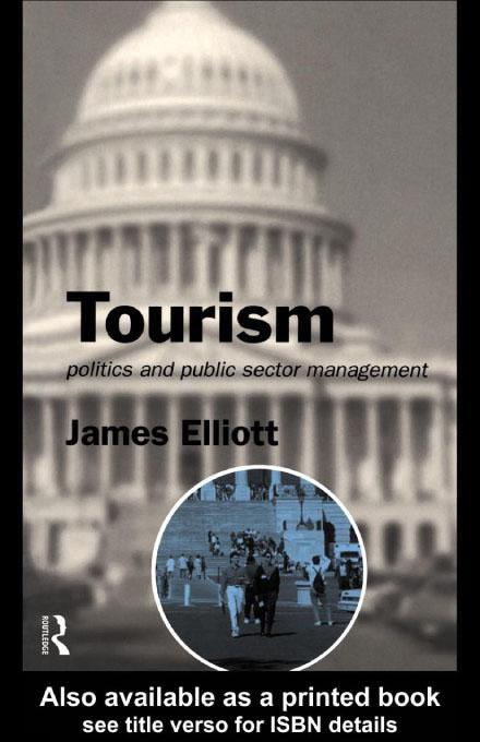 Tourism EB9780203724378