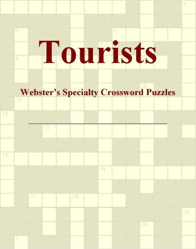 Tourists - Webster's Specialty Crossword Puzzles EB9780546820348
