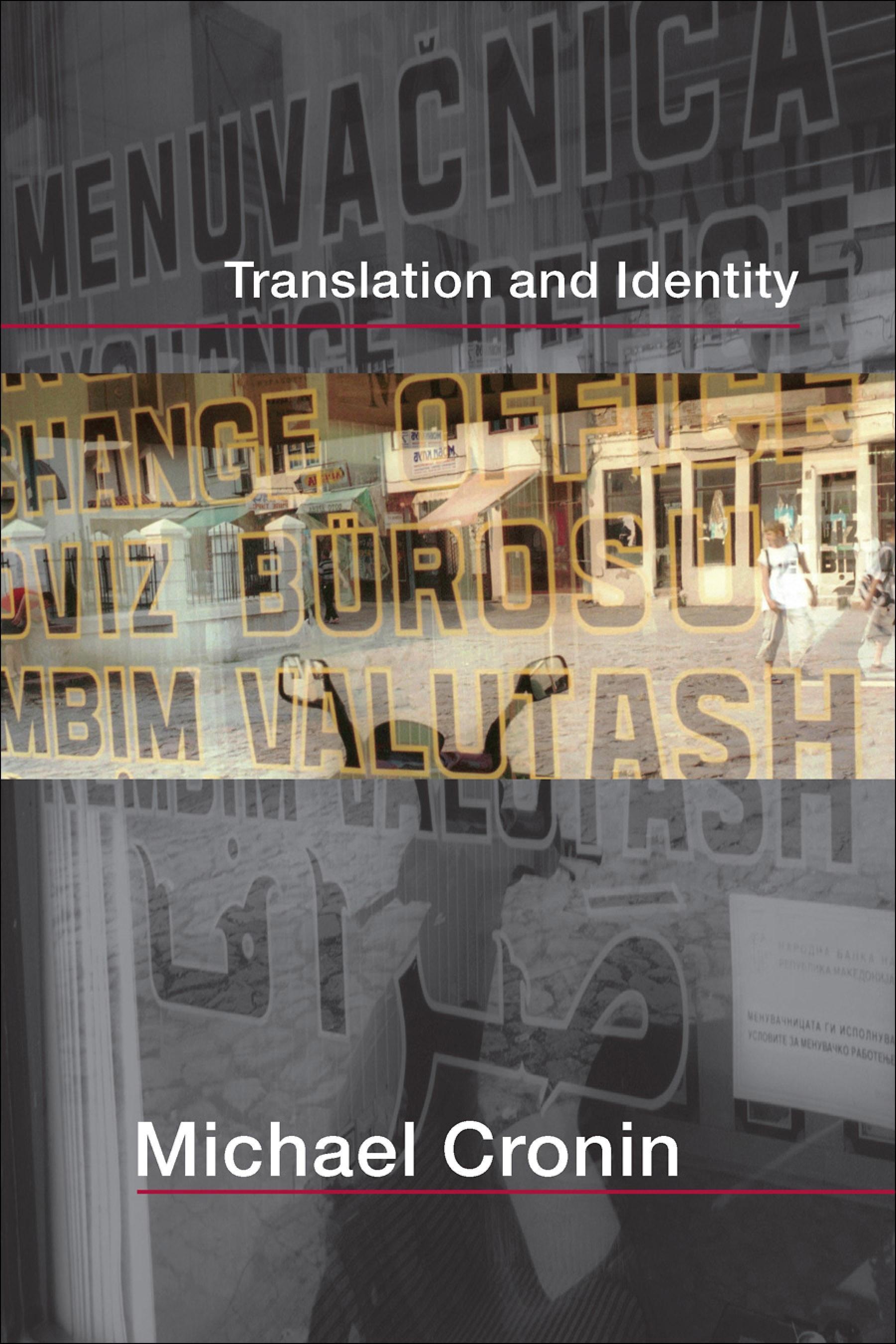 Translation and Identity EB9780203015698
