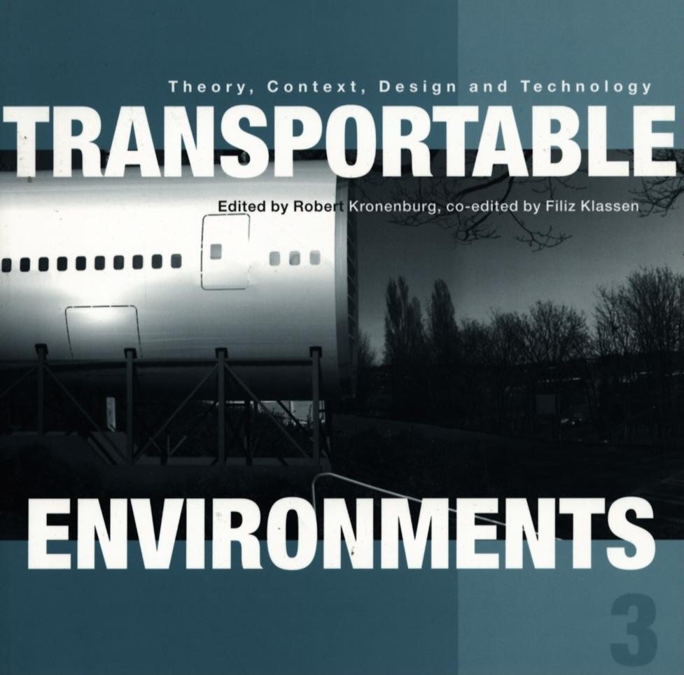 Transportable Environments 3