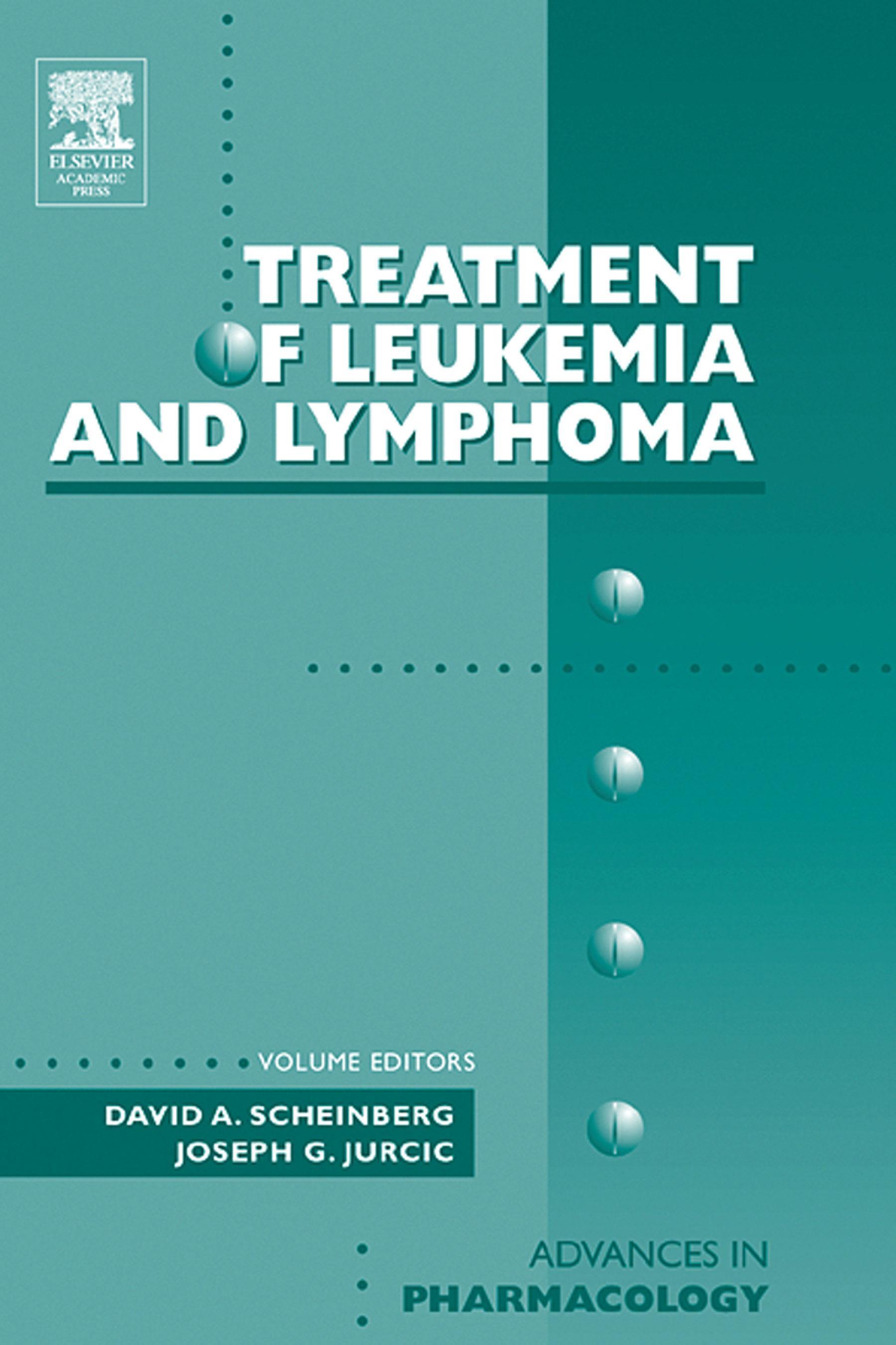 Treatment of Leukemia and Lymphoma EB9780080490403