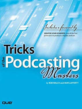 Tricks of the Podcasting Masters EB9780132714730