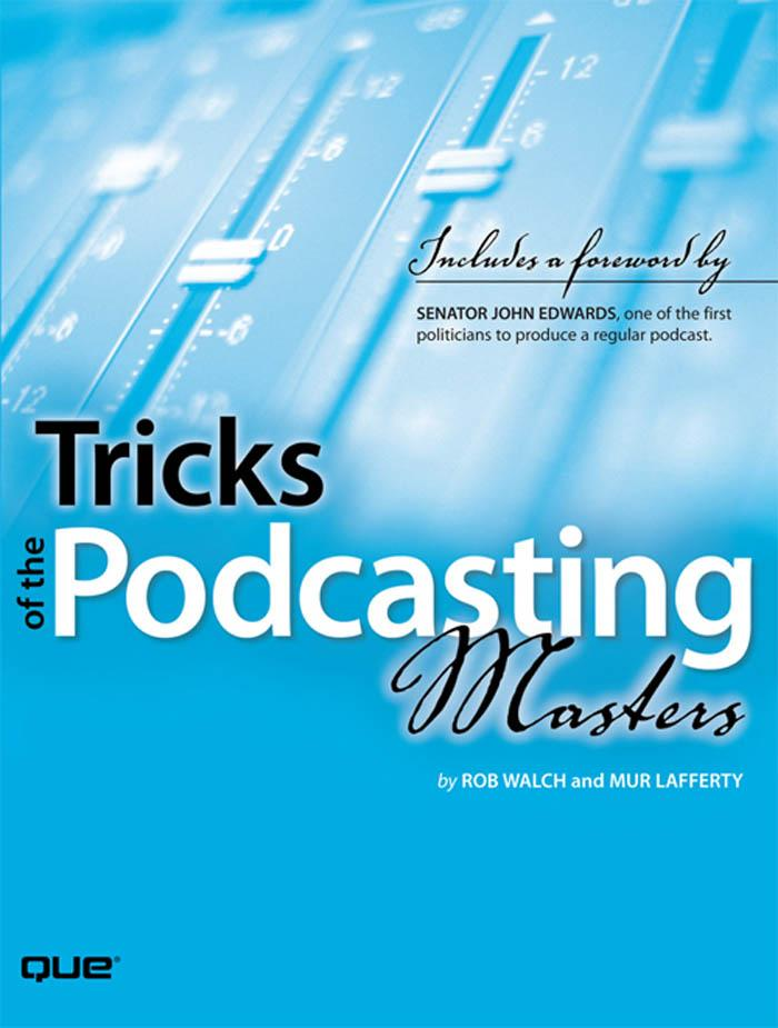 Tricks of the Podcasting Masters EB9780768667295